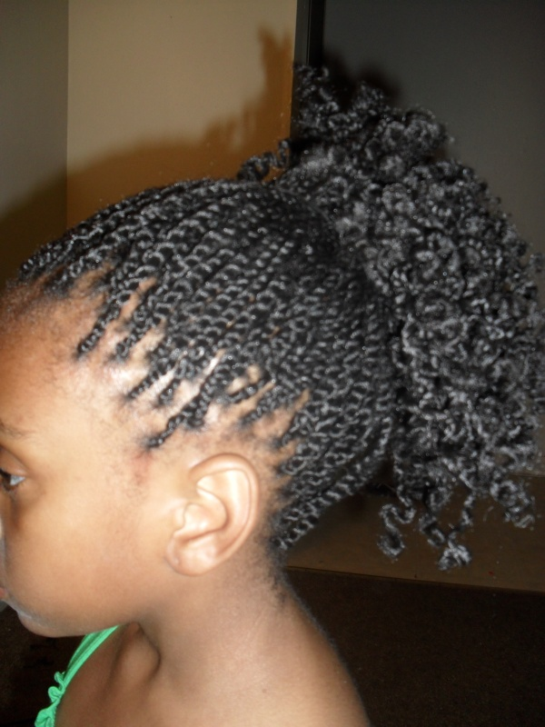 Kinky Twist Kids Kinky Twist | LONG HAIRSTYLES